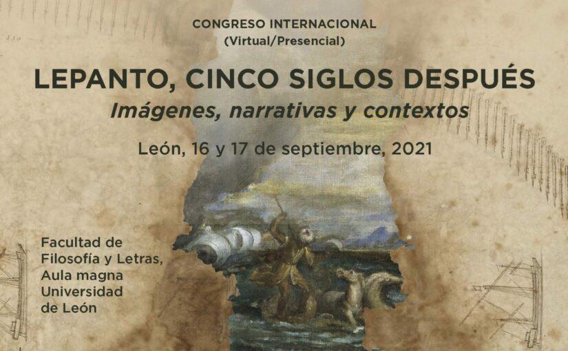 Programa del Congreso Internacional Lepanto, cinco siglos después